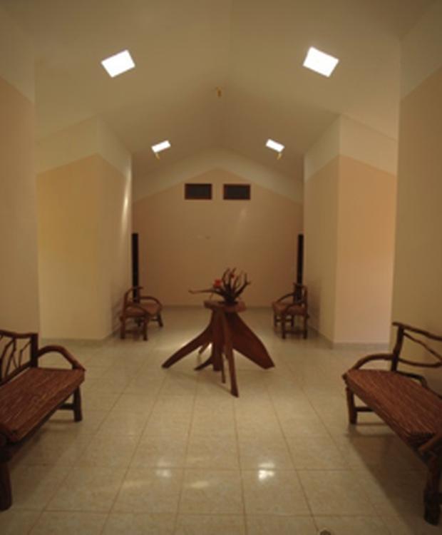 Hall Cabaña 8 Orkidea Orkidea Lodge Puyo