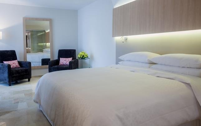 JUNIOR SUITE  Hotel Four Points By Sheraton Barranquilla Barranquilla