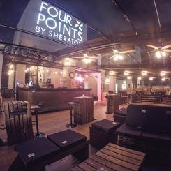 CHELSEA BAR TERRACE Hotel Four Points By Sheraton Barranquilla Barranquilla