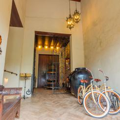 BICYCLES Bastión Luxury Hotel Cartagena de Indias