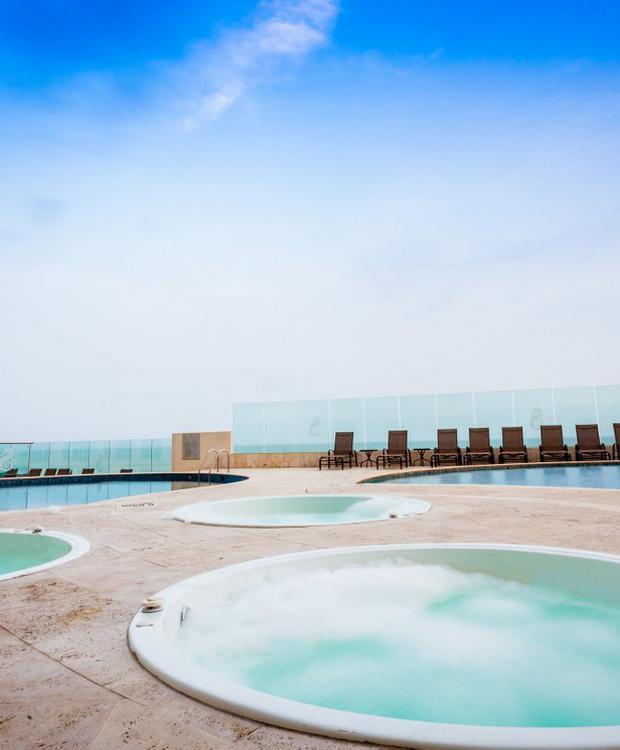 Jacuzzi Relax Corales de Indias Hotel GHL Cartagena de Indias