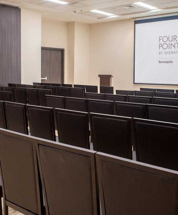 Meeting room Four Points By Sheraton Barranquilla Hotel Barranquilla