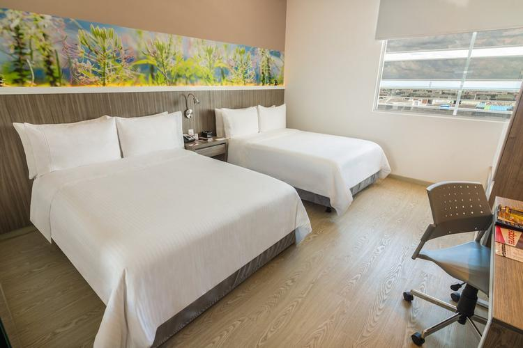 Twin room - 2 double beds ghl style hotel yopal