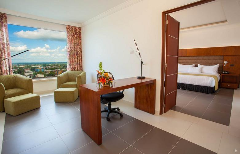 Junior suite ghl hotel grand villavicencio