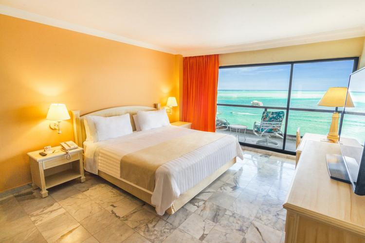 Rooms ghl relax hotel sunrise san andres