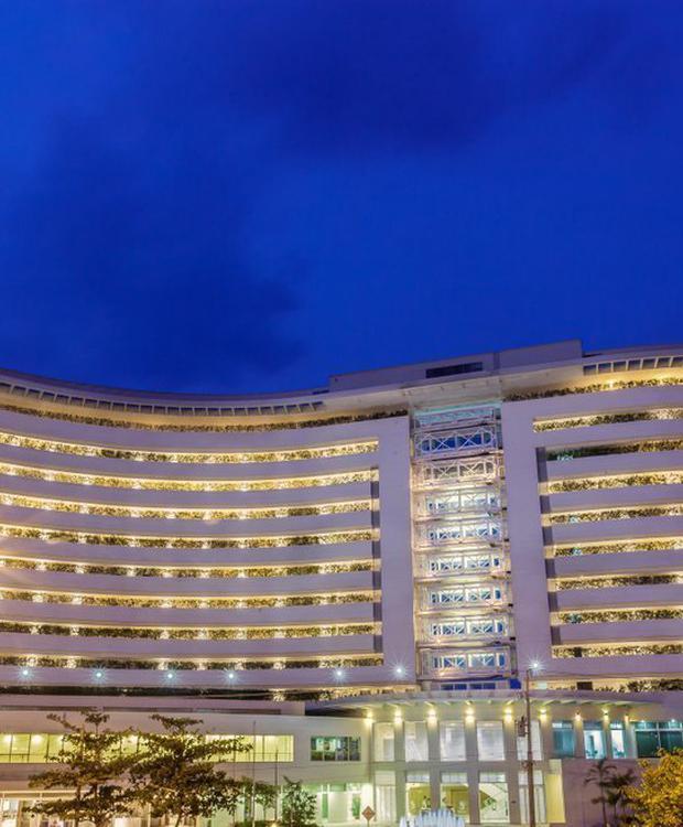 Facade Relax Corales de Indias Hotel GHL Cartagena de Indias