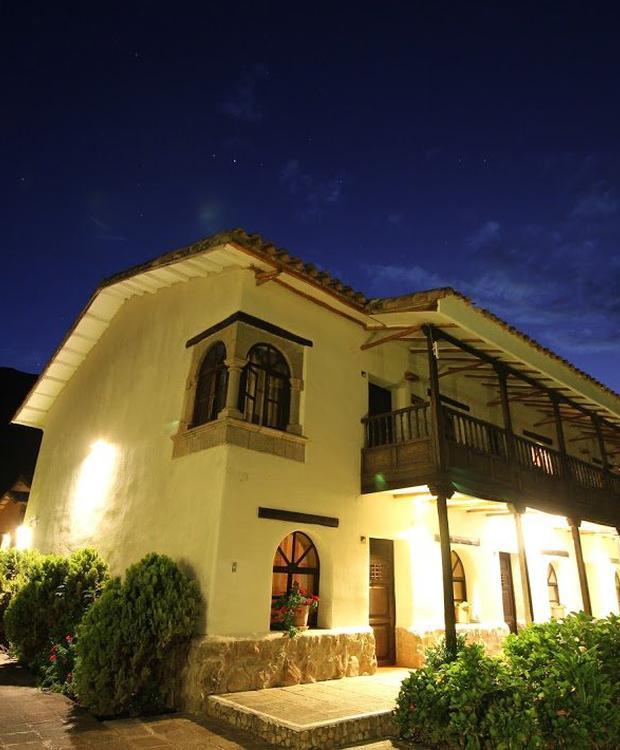 Fachada Yucay Sonesta Hotel Posadas del Inca Yucay Yucay, Peru