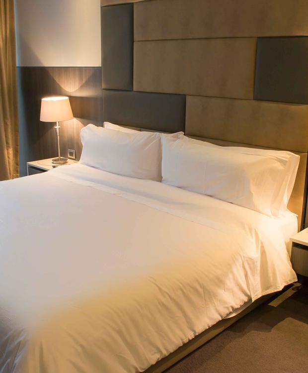 Habitación Bioxury Hotel Bogota