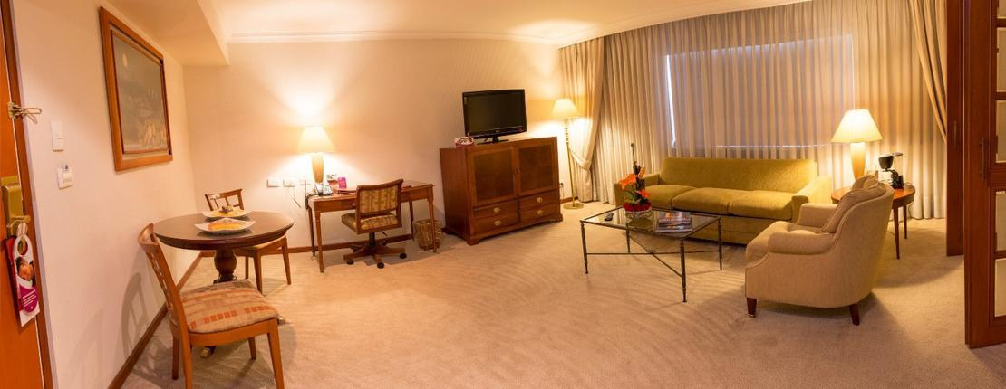 Accommodation tequendama hotel bogota