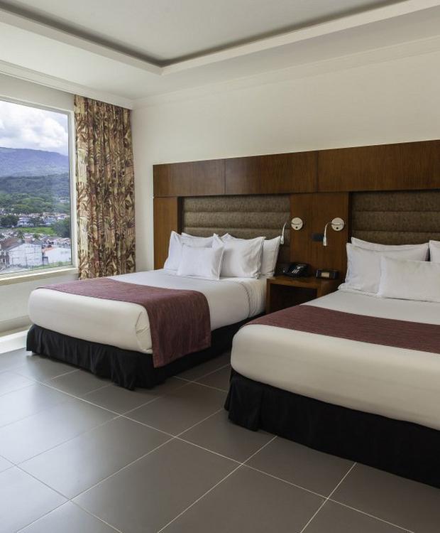 Twin Room GHL Hotel Grand Villavicencio Villavicencio