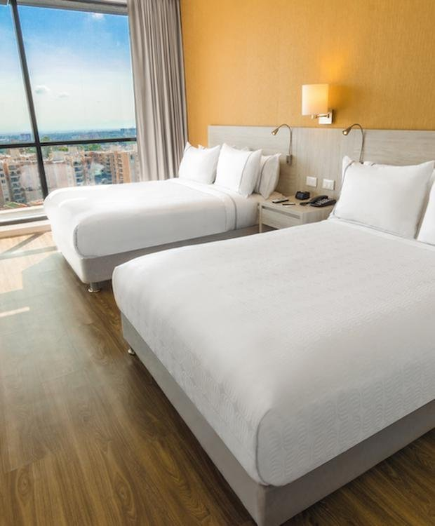 Standard Twin Room Sonesta Hotel Ibague Ibagué