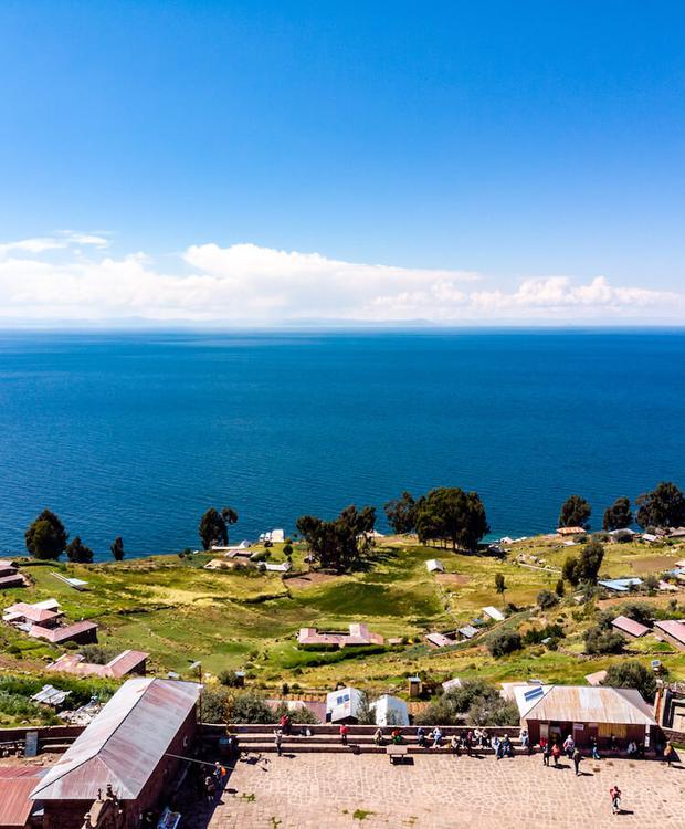 Taquile Sonesta Hotel Posadas del Inca Puno Puno