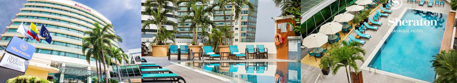 Sheraton Guayaquil Hotel GHL Hotels