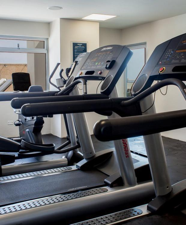 Gimnasio Hotel Four Points By Sheraton Barranquilla Barranquilla