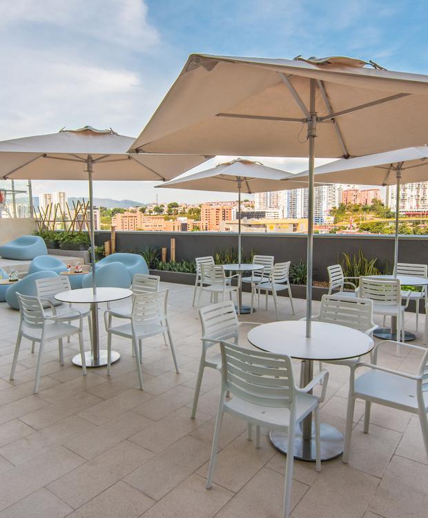 Terrace Sonesta Hotel Bucaramanga  Bucaramanga