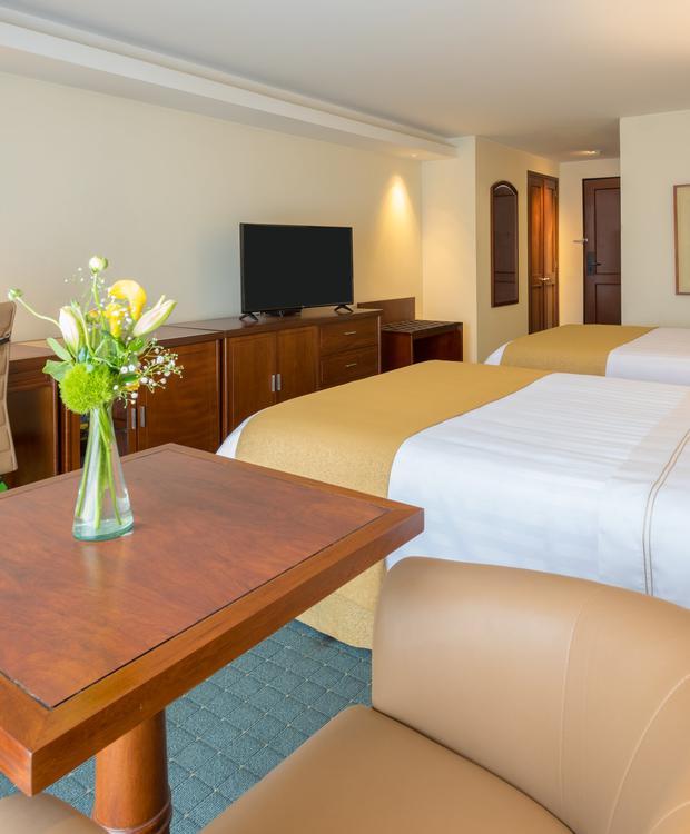 Superior Room GHL Hotel Capital GHL Capital Hotel Bogotá