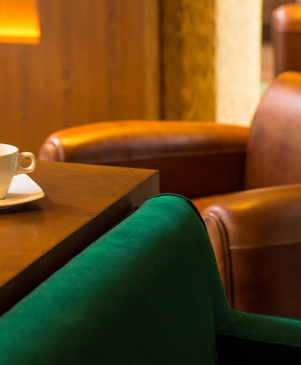 Café Bioxury Hotel Bogotá