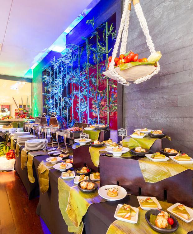 Gastronomy Hotel Four Points By Sheraton Cali Cali