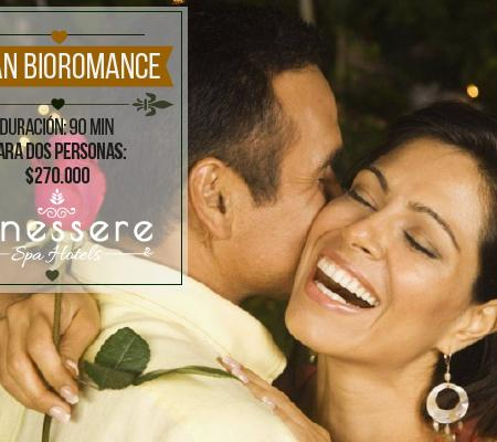 BIO ROMANCE SPA PLAN Hotel Four Points By Sheraton Barranquilla Barranquilla