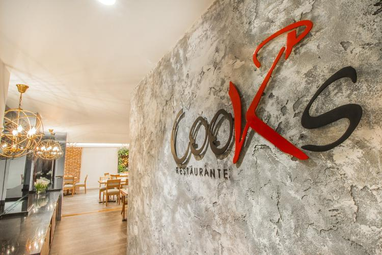 Cook´s restaurant hotel ghl collection hamilton bogota