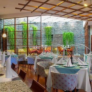 LA FUENTE SUSHI & GRILL RESTAURANT Sheraton Guayaquil Hotel Guayaquil