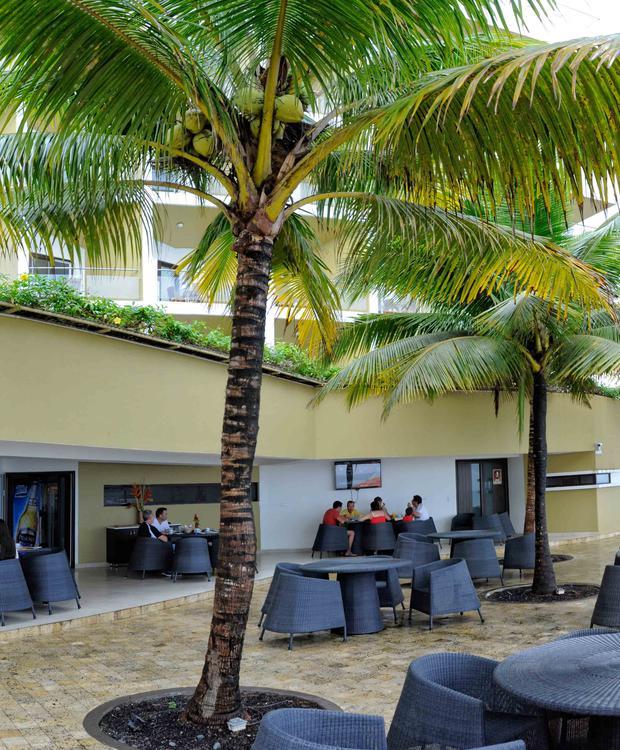 Restaurante Makana GHL Relax Hotel Makana Resort Tonsupa