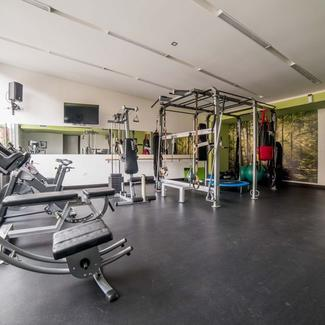 FITNESS CENTER Biohotel Organic Suites Bogota