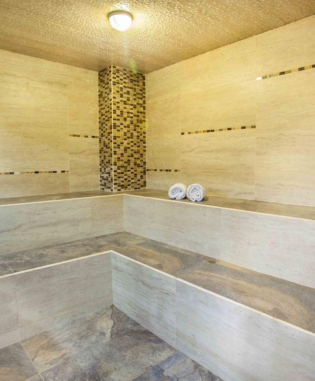 Turkish Bath Four Points by Sheraton Cali