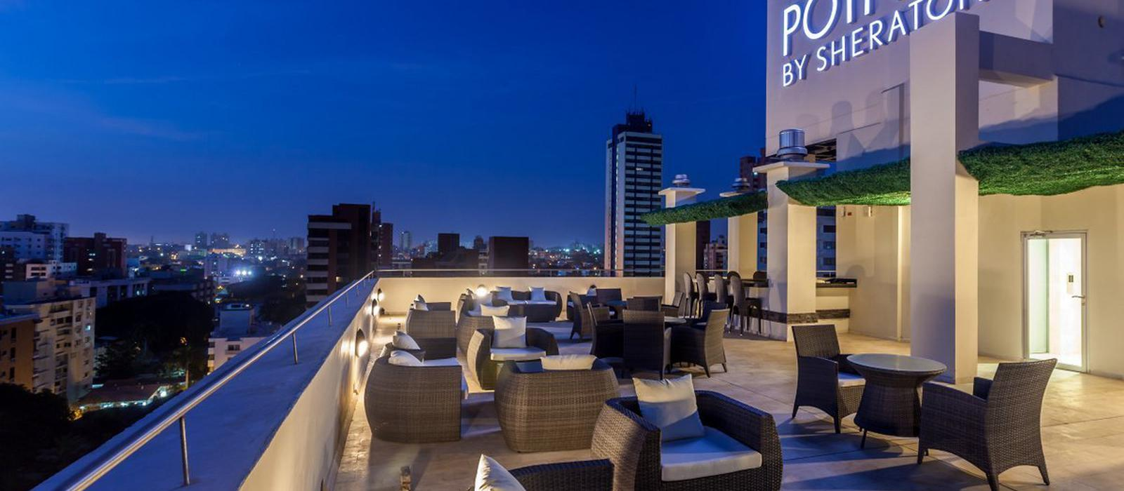 Four Points By Sheraton Barranquilla Hotel Colombia
