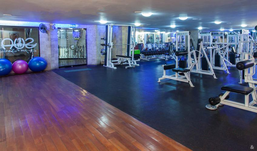 Gym ghl relax sunrise hotel ghl relax hotel sunrise san andres