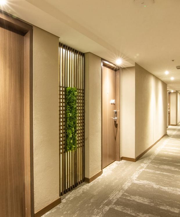 Hallways GHL Style Hotel Bogotá Occidente Bogota