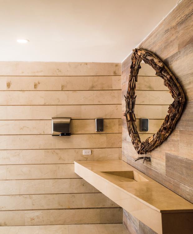 Bath Relax Costa Azul Hotel GHL Santa Marta