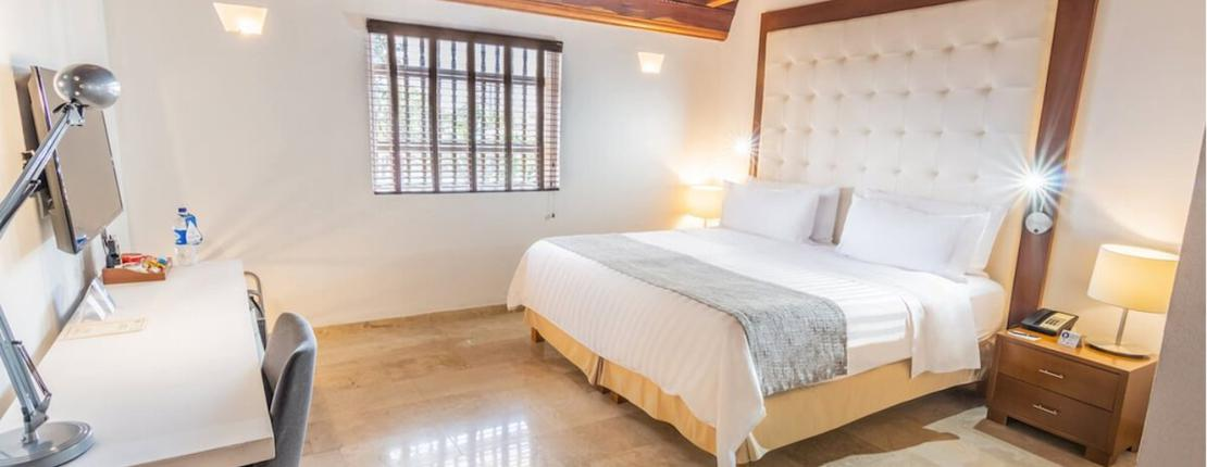 Accommodation ghl collection armería real hotel cartagena