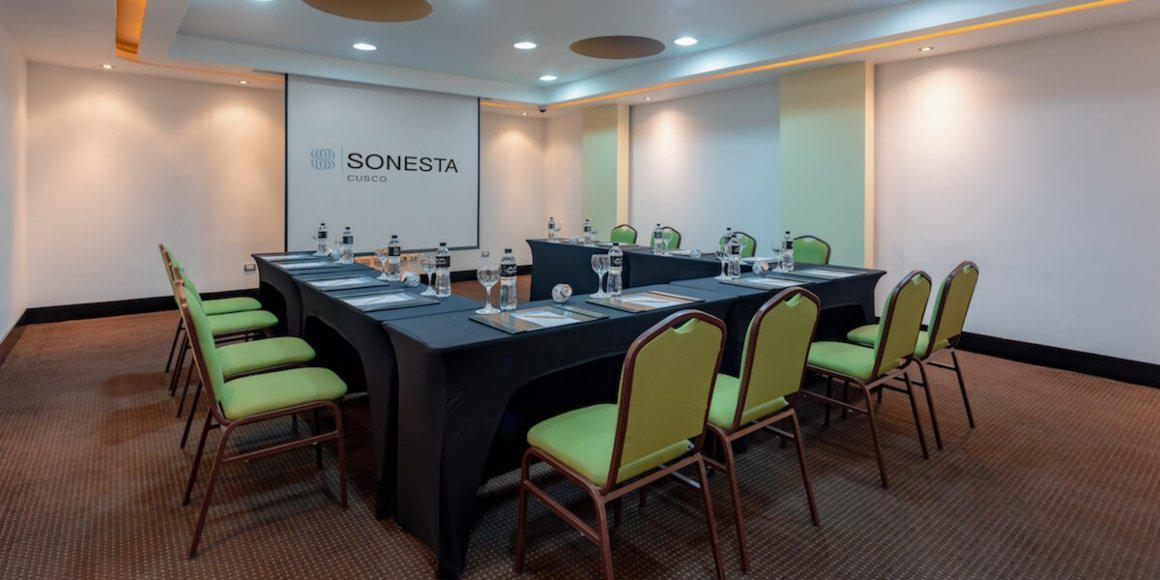 Corporate events sonesta hotel cusco