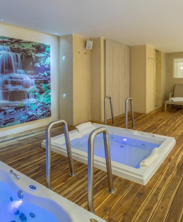SPA GHL Hotel Capital GHL Capital Hotel Bogotá