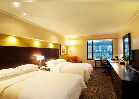 DOUBLE CLASSIC ROOMS Sheraton Quito Hotel Quito