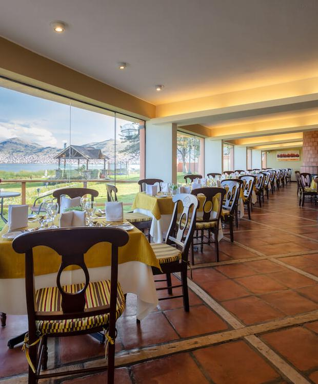 Restaurante Sonesta Hotel Posadas del Inca Puno Puno