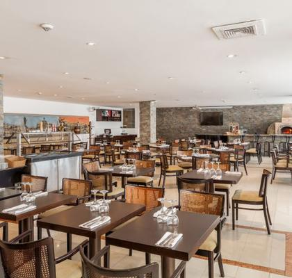 Restaurante Piazza Roma GHL Hotels