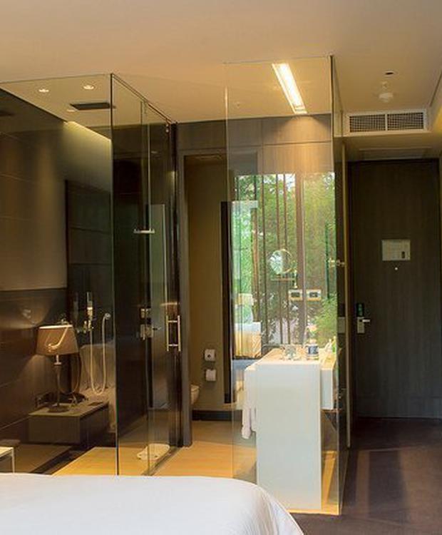 baño Bioxury Hotel Bogota
