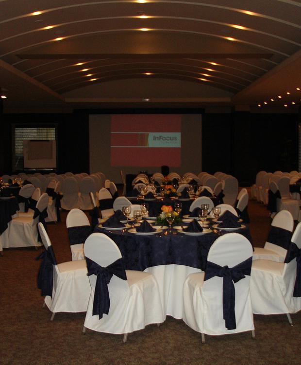 Bolívar Event Room