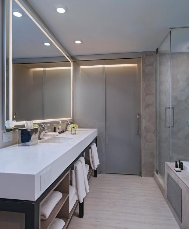 Junior Suite Bath Hyatt Centric Guatemala City Hotel Guatemala City