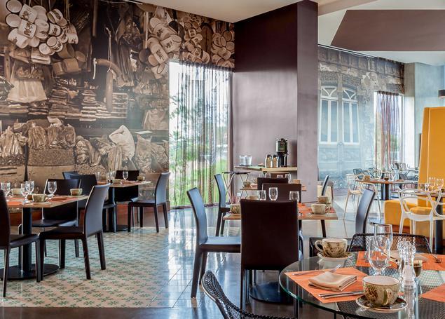 Restaurants Sheraton San Jose Hotel San Jose Ghl Hotels