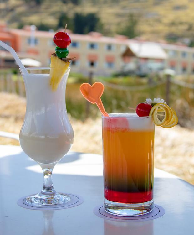 Exteriores A&B Sonesta Hotel Posadas del Inca Puno Puno