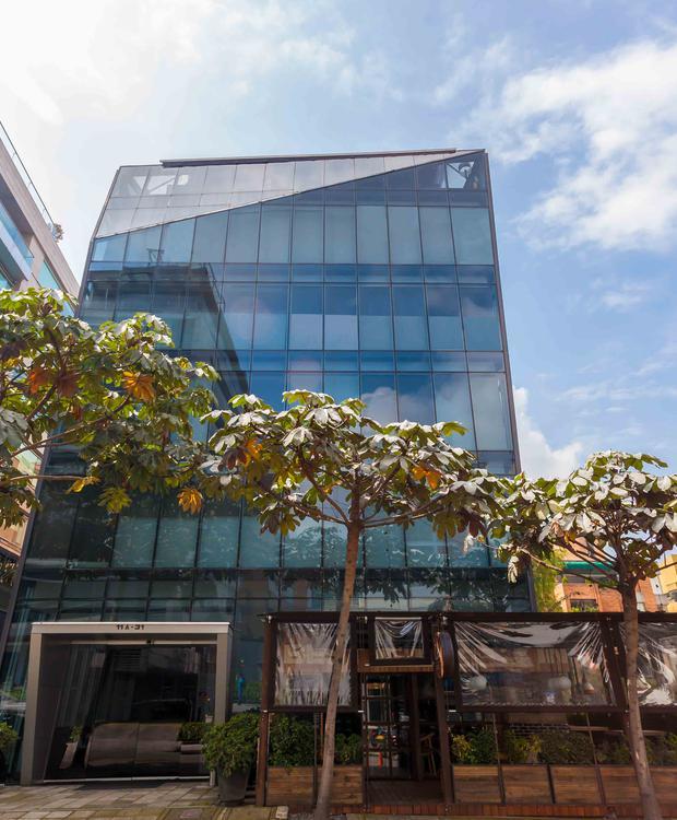 fachada GHL Collection 93 Hotel Bogotá