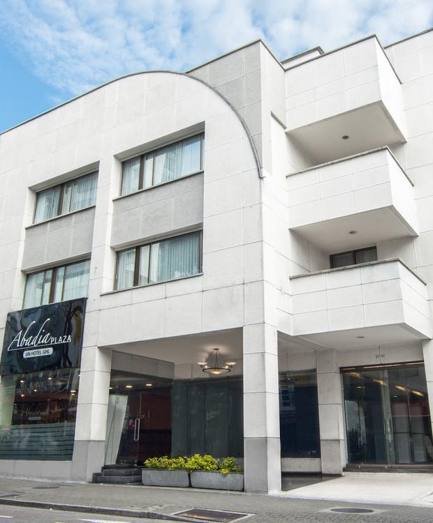 Facade GHL Abadía Plaza Hotel Pereira