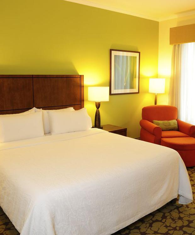 Room Hilton Garden Inn Panamá Hotel Ciudad de Panamá