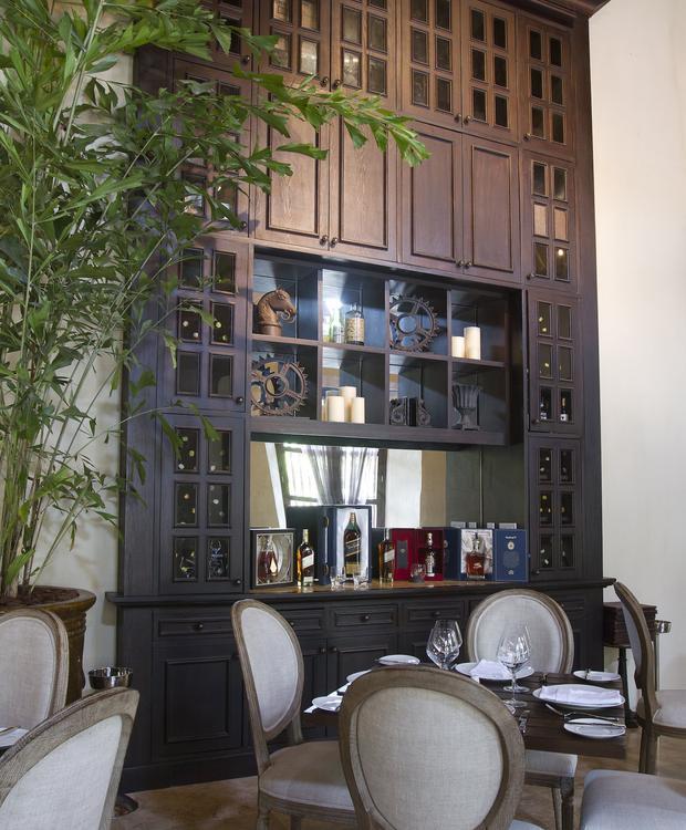 El Gobernador Restaurant at Bastión Luxury Hotel Bastión Luxury Hotel Cartagena de Indias