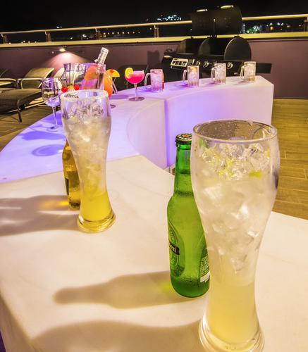 Food and drinks ghl hotel grand villavicencio