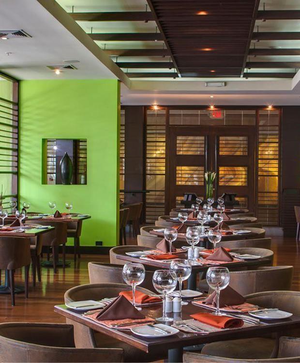 Cooks Restaurant Sheraton Quito Hotel Quito