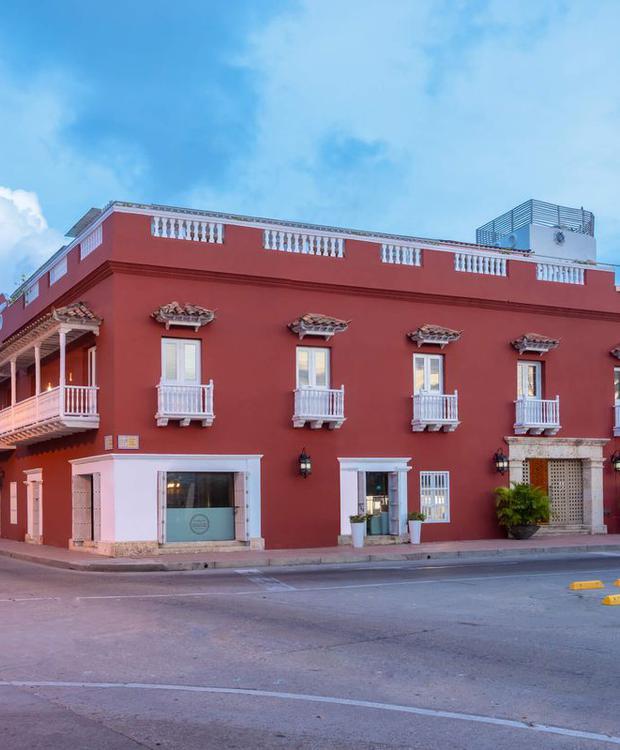 Facade GHL Collection Armería Real Hotel Cartagena de Indias